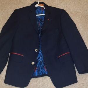 Tallia boys sports coat size 7